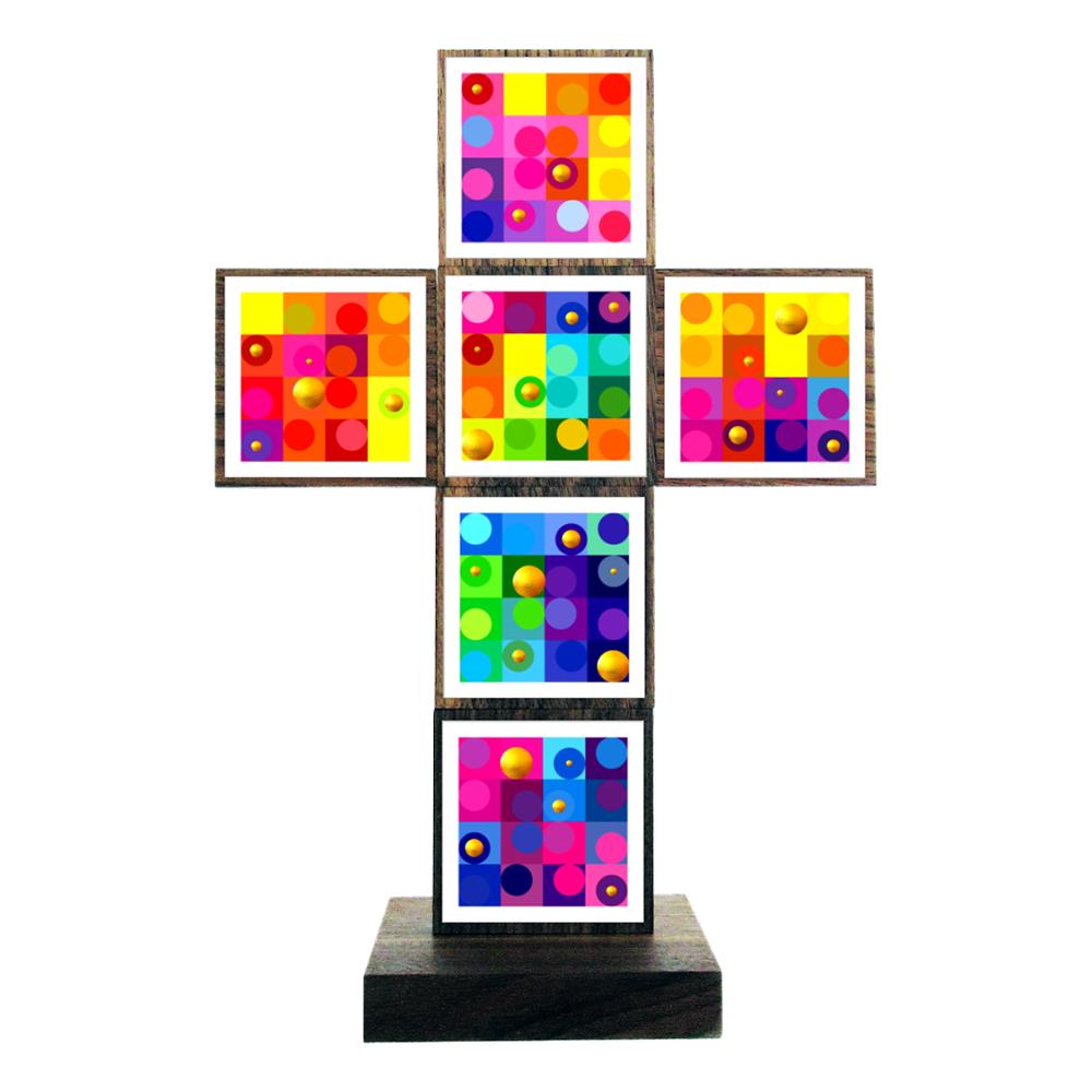 Moderne Kunst VII - Standkreuz